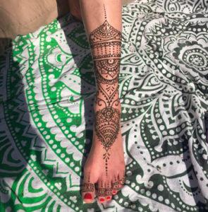 Indi-Henna natural