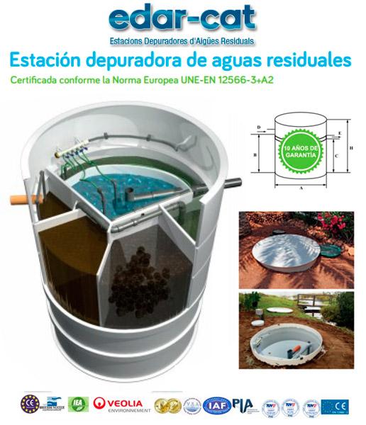 edar-cat tractament aigües