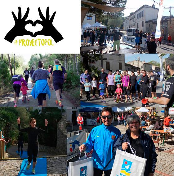 Cursa solidària ProyectoPol