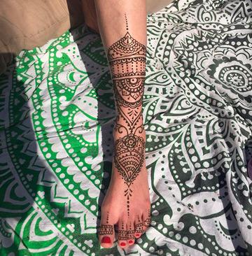 Indi-Henna